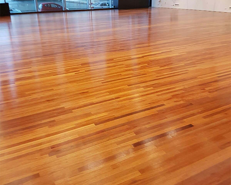 Eiken vloer schuren en olien best houten vloer inspiratie oranje